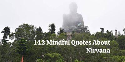 Buddha statue near trees